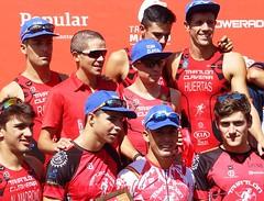 Campeonato Madrid Triatlón por clubes Pedrezuela team claveria 11