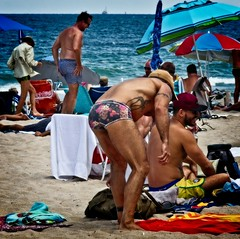 Tattoo Profile detail 18 (LarryJay99 ) Tags: 2018 beach streets people ftlauderdale ocean atlanticocean tattoos backs butts legs man men guy guys dude male studly manly dudes handsome horison hairy hairylegs hairyarms backsides virile hunky hunk