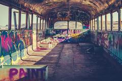 Paint (Pedalhead'71) Tags: abandoned adamscounty desert easternwashington prairie rural washingtonschoolbus