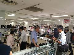 ICS Camera Show in Shibuya (Explored on Sep 15, 2018) (Taiwan's Riccardo) Tags: