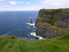 . (Marie Noëlle Taine) Tags: europe ireland clare liscannor atlanticocean wildatlanticway cliff moher cliffsofmoher