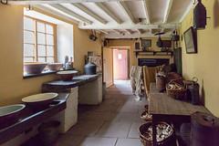 The back kitchen / scullery (Carol Spurway) Tags: pockerleynewhouse pockerleyoldhall museum workingmuseum 1820s countydurham openairmuseum beamish stanley livingmuseum