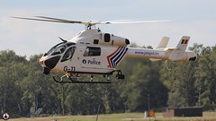 MD Helicopters MD-900 Explorer · G-11 - Belgium - Police (1 von 1) (foto-metkemeier.net) Tags: helicopter cayman tigre milmihip belgianairforcesdays2018helicopter chinook merlin