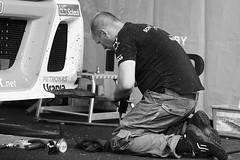 mechanic (murtica27) Tags: motorsport motor truck grand prix czech republic most racing circuit european championship europe motors