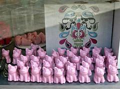 Saturday Colours - Wholesale (Pushapoze (MASA)) Tags: spain espagne espana segovia vitrine store soaps savons