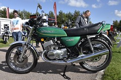 Motorcycle Convention - Alford Aberdeenshire Scotland - 9/9/18 (DanoAberdeen) Tags: danoaberdeen grampiantransportmuseum geotagged candid amateur alford aberdeenshire 2018 kawasaki honda triumph bsa bike bikers biker gtm gala gathering festival show suzuki harleydavidson vintage classic oldtimer museum tt f1 grandprix motorcycle motorbike racing goldwing offroad scooter moped bmw scotch madein ducati triples badge logo sporster restoration petrolheads conservation aprilla transport enfield rare new customised convention trike reunion autumn summer winter spring speed championships motography moto superbike motocyclisme racingbike motocicleta motor engine bikerlife cc roadtrip