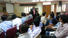 20160928_160905 (D Hari Babu Digital Marketing Trainer) Tags: iimc hyderabad digital marketing seminar