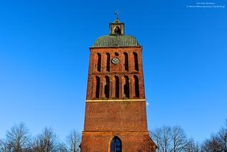 Ribnitz / St. Marienkirche - Deutschland / Mecklenburg