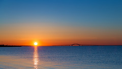 Bayrise (Bob90901) Tags: bayrise sun sunrise greatsouthbay longisland newyork morning goldenhour spring seascape rpg90901 water sky landscape daybreak bay bridge robertmosescauseway canon 6d canonef2470mmf28liiusm venetianshores lindenhurst southshore suffolkcounty 2016 april 0611