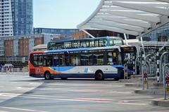 26154 SN67WVY (PD3.) Tags: bus buses psv pcv hampshire hants england uk portsmouth adl enviro 200 26154 stagecoach interchange station hard gunwharf quays sn67wvy sn67 wvy