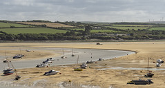 River Camel.... (Air Frame Photography) Tags: padstow cornwall jaws photography nikon d500 jublie queen camel sea 2018