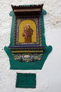 Mosáico azulejos de San Antonio