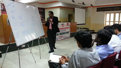 20160928_161239 (D Hari Babu Digital Marketing Trainer) Tags: iimc hyderabad digital marketing seminar