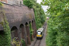 Branch line trundling (d0mokun) Tags: stourbridge england unitedkingdom gb 2p15 ppm60 class139 139001 parry people mover trainspotting uktrains branch line railway