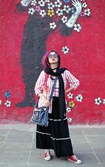 Black on Red (nima.mojiz) Tags: film nikonf100 nikon filmphotography agfa400 agfavista400 agfavista tehran iran