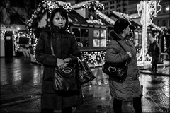 1A7_DSC6092 (dmitryzhkov) Tags: russia moscow documentary street life lowlight night human monochrome reportage social public urban city photojournalism streetphotography people bw nightphotography dmitryryzhkov blackandwhite everyday candid stranger
