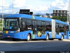 Territorial Com. Part. Empreendimentos - 30601 (Matheus Adler) Tags: belohorizonte mg territorial caio volkswagen brt ônibus urbano articulado