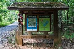 Blue Wall Preserve signs - 3 (MarksPhotoTravels) Tags: bluewallpreserve greenvillecounty southcarolina