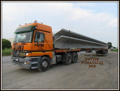 Mercedes-Benz Actros 33XX (DaveFuma) Tags: mercedes benz actros camion autocarro trasporto eccezionale golhofer truck lorry wide load schwertransporte lkw