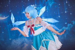 Cirno (bdrc) Tags: fullframe a7iii cosplay xinsquare studio14 indoor studio people girl portrait malaysia nikon nikkor 50mm f2 ai manual prime godox ad600 v850ii flash strobe theme cirno touhou project fairy sony sonyalpha sonyimages sonyuniverse asdgraphy malaysiaphotographer mirrorless
