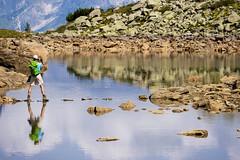 Perfect Position (CoolMcFlash) Tags: fujifilm xt2 person spiegelsee steiermark styria man candid lake water reflection mountain nature reiteralm see austria österreich mann wasser spiegelung gebirge berg natur fotografie photography