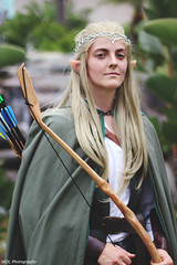 IMG_2389 (willdleeesq) Tags: comiccon comiccon2018 cosplay cosplayer cosplayers sandiegocomiccon sandiegocomiccon2018 sdcc sdcc2018 legolas lotr lordoftherings elf archer