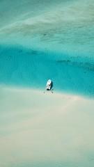 Beaching it near Pipe Cay-Exuma Cays, Bahamas captured earlier today 🌴