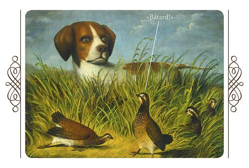 23-Carte postale // 10x15cm // Bâtard