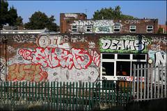 Various... (Alex Ellison) Tags: southlondon urban graffiti graff boobs oil smc ensa ghz fusy nts sope jpt deams ps jobs