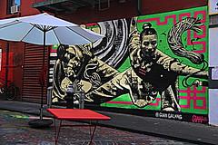 murals of chinatown (nickdifi) Tags: streetart graffiti art murals nyc chinatown