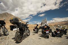 have a break (DeCo2912) Tags: ladakh india jammu kashmir royal enfield bullet 500 himalaya motor bike