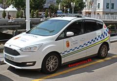 Policía Local de Valdés (emergenciases) Tags: emergencias españa 112 asturias valdés luarca policía policíalocal pl seguridad vehículo coche patrulla ford cmax