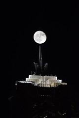 Moon on the top | Księżyc na szczycie