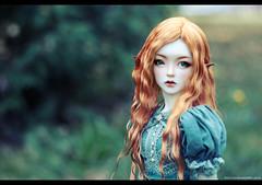 ::My lucky day:: (Sion Darkness) Tags: abjd bjd balljointeddoll dollsoom soom soomchrom renard supia supiajiin kira