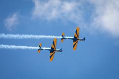 _Z2A9553 (Fabiosantos25) Tags: esquadrilhadafumaça esquadrilha 5dmkiv ef100400isii ef100400mmisii ef100400ii 7desetembro setedesetembro independencia smokesquadron supertucano avião plane sky blue azul brasil brazil