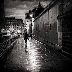 2018-09-08_07-42-10 (christiandumont) Tags: streetphotography streetlife street streetphoto blackandwhite blackwhite bw noiretblanc nb night nightphoto fujifilm x100f nuit paris absoluteblackandwhite