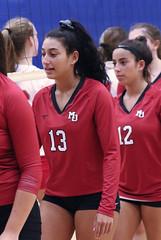 IMG_2697 (SJH Foto) Tags: girls high school volleyball mt mount olive varsity teens team postgame hand slap