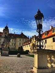 Valtice | Czech Republic (maryduniants) Tags: morava europe architecture bluesky clouds valtice czechrepublic castle
