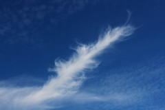 Cirrus vertebratus (Petr Hykš) Tags: cirrus clouds sky weather meteorology atmosphere troposphere