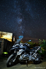 My BMW R1200 GS under the Milky Way (Ansgar Hillebrand) Tags: korsika corsica fuji fujixt2 fujixseries fujix fujixflenses fujifilm landscape landscapes landscapephotography landschaften sky nature travel worldtravel adventure adventuretravel frankreich france