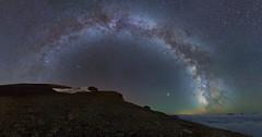 Camping on 3750, Trekking around Elbrusf (Mike Reva) Tags: astronomy astrophoto astrophotography astro stars sky stargazing samyang24 stillness night nightsky nghtsky nightscape