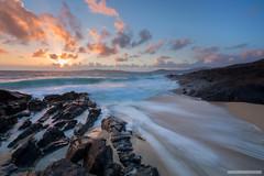Harris sunset (marona-photography) Tags: scotland unitedkingdom harris sunset outerhebrides westernisles