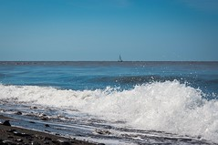 After the storm. (АлександрФеськов) Tags: sea seascape olympus nature sochi