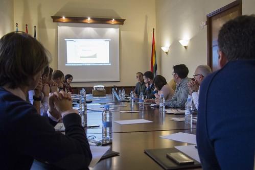 Reunión cluster hortofrutícola SCOoPE. Valencia (21-11-2017)