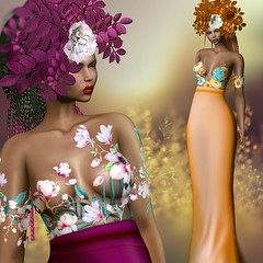 Fellini Couture Mazzo (Shena Neox VERSUS Owner) Tags: beauty style fashion blog poisonrouge fellinicouture dress avatar shape sl