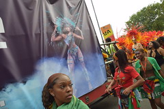 DSC_8297 (photographer695) Tags: notting hill caribbean carnival london exotic colourful costume girls dancing showgirl performers aug 27 2018 stunning ladies