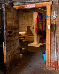 2018 Buskers in the Burg, Workshop (Dennis Valente) Tags: workinprogress 5dsr usa plasterofparis art legs 2018 buskersintheburg puppet workshop pnw ellensburg washington puppetry giantpuppet