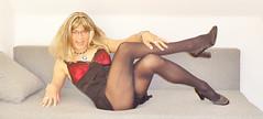 sweetest thing (Katvarina) Tags: crossdress crossdresser crossdressing tgirl tgurl kat transgender transpeople
