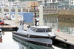 Drone de surface - USV (Gedour Ar Minou - Shipspotter) Tags: shipspotting france bretagne brittany brest goulet dronedesurface unmannedsurfacevehicle usv programmefrancobritanniquedeguerredesmines maritimemaritiinecountermeasuresprogram