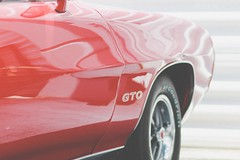 GTO Legend (Yarik Photography) Tags: body red motor moto drive driving cars pontiac gto legend muscle car